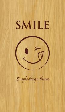 Simple Smile Wood 5 画像(1)