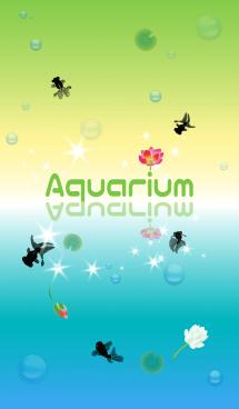 アクアリウム(金魚)5 @夏 画像(1)