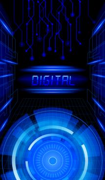 DIGITAL -Blue light- 画像(1)