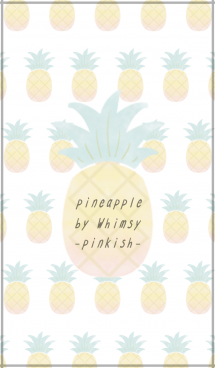 pineapple by Whimsy -SUMMER- 画像(1)