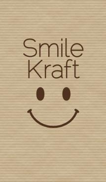 Smile & Kraft paper 画像(1)