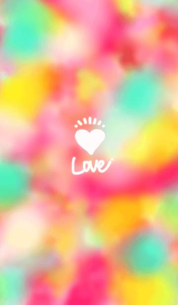 愛がいっぱい、Loveきせかえの画像(表紙)