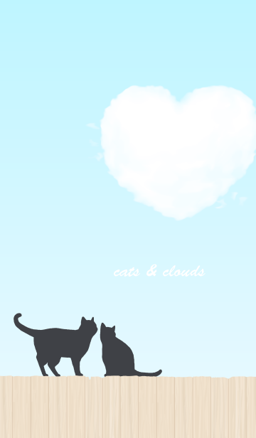 cats & cloudsの画像(表紙)