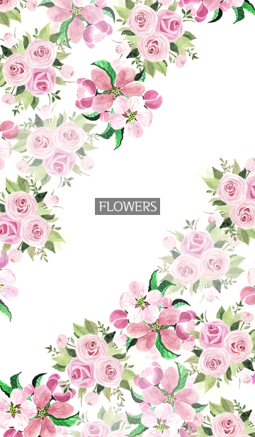 water color flowers_629の画像(表紙)