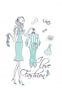 I LOVE Fashion -LOVE series 11- 画像(1)