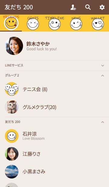 SMILE COLLECTIONの画像(友だちリスト)