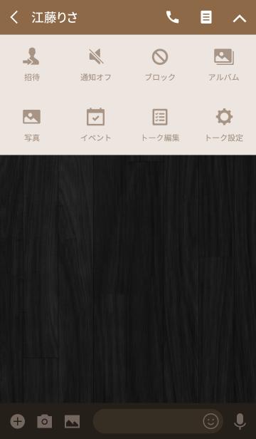 BLACK WOOD THEME 2の画像(タイムライン)
