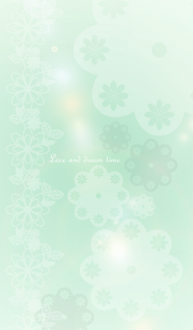 Lace and dream time 画像(1)