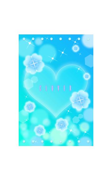 BLUE CLOVER-シアワセノシルシ- ...