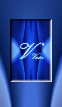 -V- Deep Blue 画像(1)