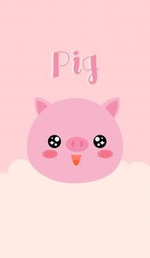 Lovely Face Pig Theme (jp) 画像(1)