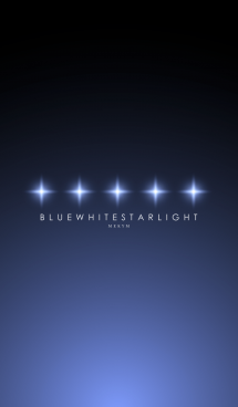 BLUE WHITE STARLIGHT 画像(1)