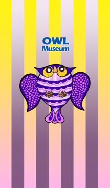 フクロウ 博物館 116 - Wind Owl 画像(1)