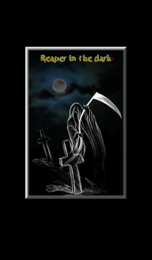 Reaper in the dark 画像(1)