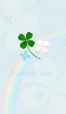 "Natural Clover ""Soft blue"" 画像(1)"