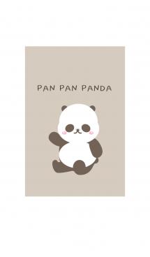 PAN PAN PANDA-gray- 画像(1)