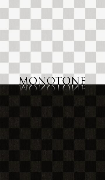 MONOTONE -Wood Style-の画像(表紙)
