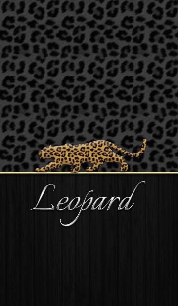 Leopard -Black style-の画像(表紙)