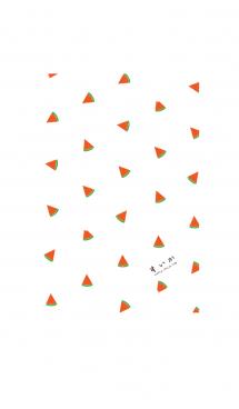 すいか-シンプルコレクション- 画像(1)