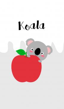 So Pretty Koala Theme (jp) 画像(1)