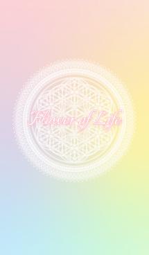 Flower of Life -pastel- 画像(1)