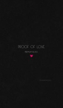 愛の証 プレミアムブラック 画像(1)