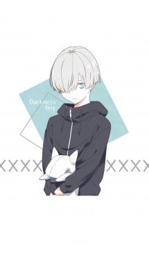 闇男子 画像(1)
