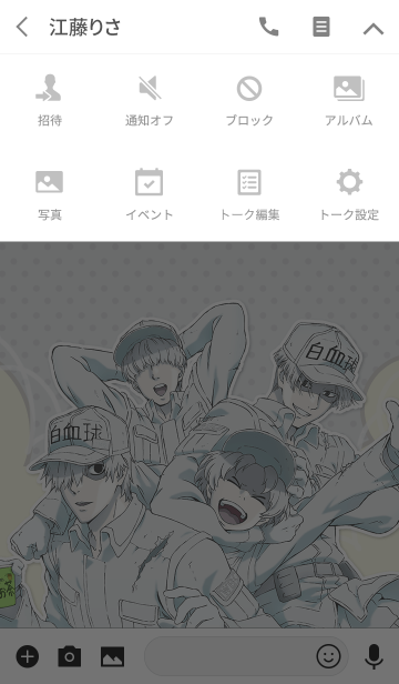 TVアニメ「はたらく細胞」白血球の画像(タイムライン)