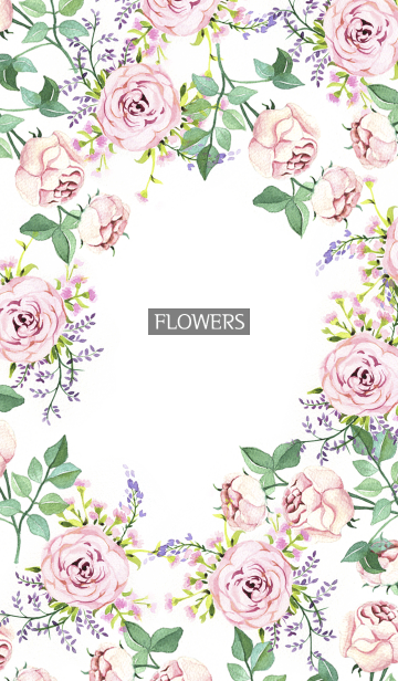 water color flowers_630の画像(表紙)