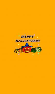 Happy Halloween!-Kabocha- 画像(1)