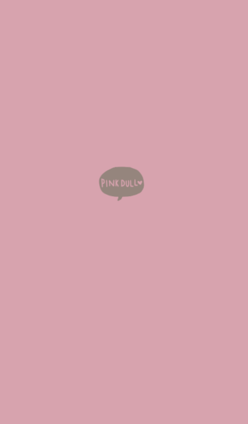 ピンク くすみ
