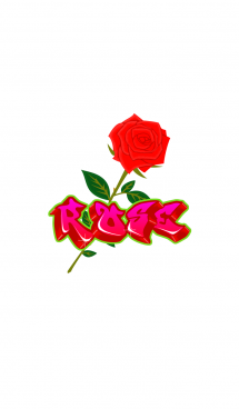 Graffiti's Rose