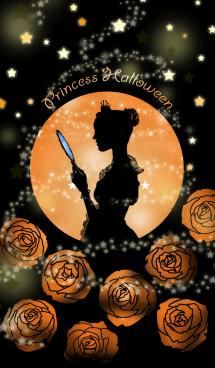プリンセス ハロウィン