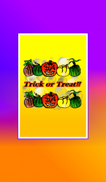 Happy Halloween!-Kabocha2- 画像(1)