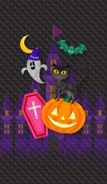 Happy Halloween Polygon Style 画像(1)