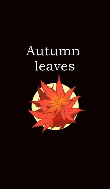 "Autumn leaves""の画像(表紙)"