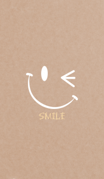 Smile+クラフト紙 画像(1)