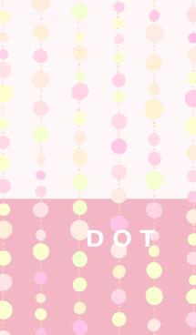 ドット/ピンク16 画像(1)