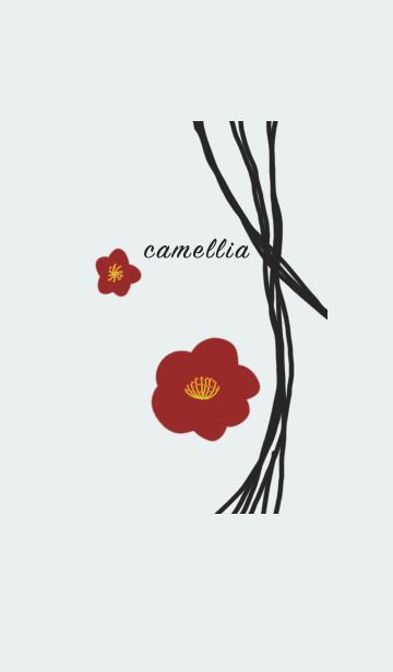 赤椿の画像(表紙)