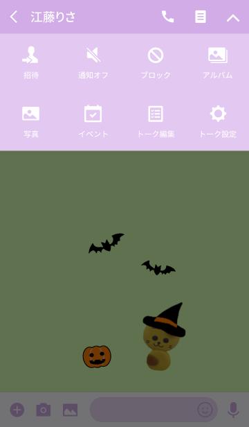 ハロウィンねこちゃんの画像(タイムライン)