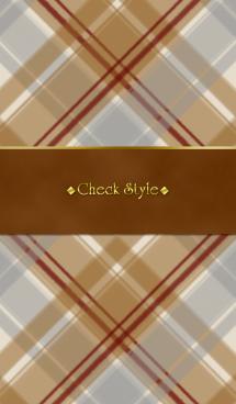 チェックスタイル 6 画像(1)