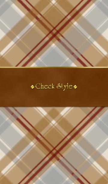 チェックスタイル 6の画像(表紙)