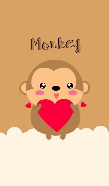Monkey In love Theme (jp)の画像(表紙)
