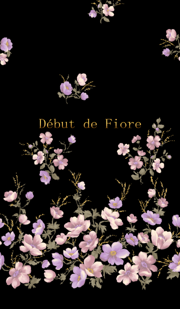 Debut de Fiore -Chouchou Fleur-の画像(表紙)