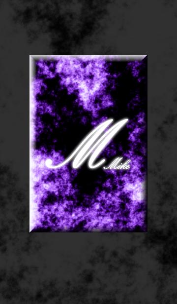 -M- Purpleの画像(表紙)