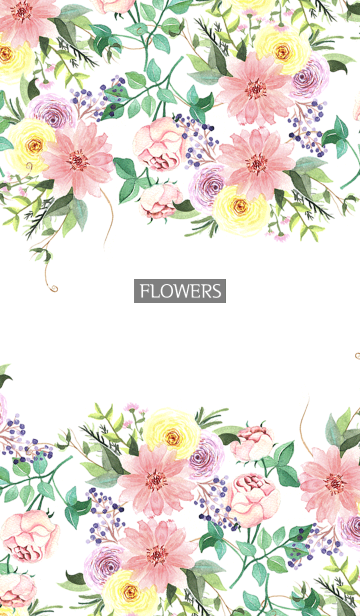 water color flowers_634の画像(表紙)