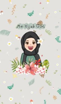 Me hijab girl