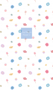 Tiny Nation - Flower 2