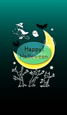 Happy Halloween! (陽気な木) 画像(1)