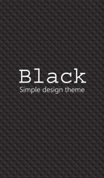 Stylish Black 3 画像(1)